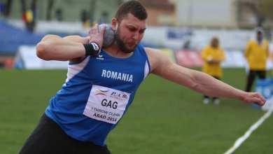 Photo of Aradul și-a pierdut cel mai bun sportiv al anului 2016: Gag s-a transferat la CSM București!