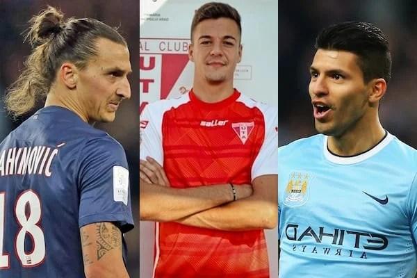 """Tupeu sau glumă, Petre ca Ibrahimovic și Aguero? Roșu: """"Să declare ce vrea dacă va continua să dea același randament"""""""