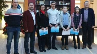 """Photo of Jodoka Sântanei medaliați la """"naționale"""", premiați de autorități"""
