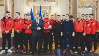 Photo of UTA Under 19 e echipa anului în sportul arădean