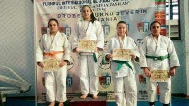 Photo of Medalii pentru judoka arădeni la Cupa Severinului
