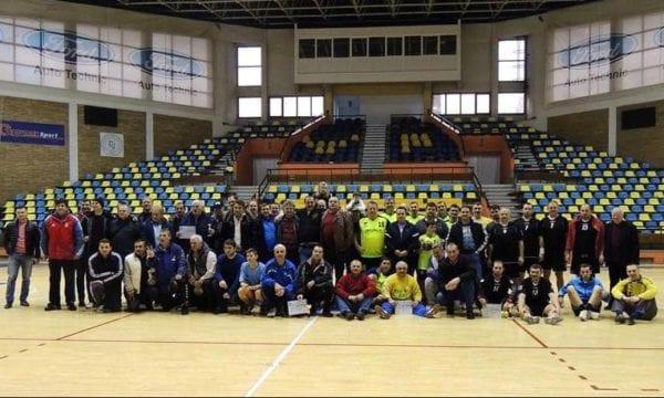 Patru echipe se înfruntă la cea de-a noua ediție a Memorialului Teo Țucudean