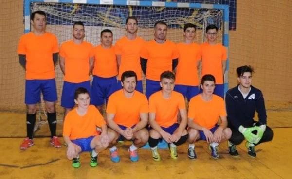 Șimandul aduce la Arad campioana României la futsal în cadrul turului doi al Cupei României