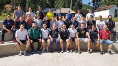 Photo of Arbitrii arădeni din circuitul Ligii a IV-a, testați în cantonament la Moneasa