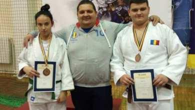Photo of Medalii de bronz arădene la naționalele de judo Under 18. Căprar – confirmat vicepreședinte al Federației de specialitate