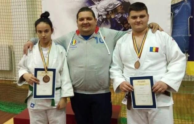 Medalii de bronz arădene la naționalele de judo Under 18. Căprar – confirmat vicepreședinte al Federației de specialitate