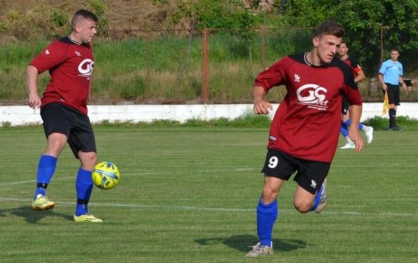 """""""Fii rătăcitori"""", cu poftă de gol: Unirea Sîntana – AS Dorobanți  6-0"""