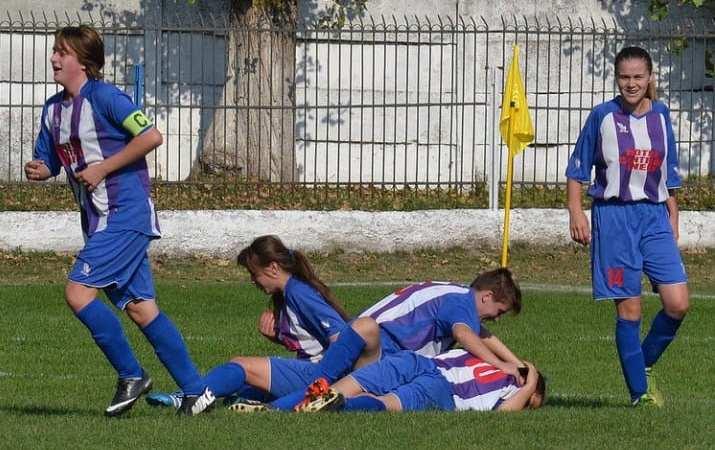 Au terminat turul penultimele: CS Ineu – Olimpic Star Cluj 2-5