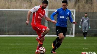 Photo of Arădenii, la ultimul amical în Spania: UTA – Dalian Yifang 1-0, final