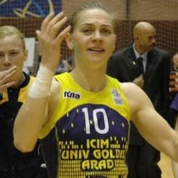 """Palmă pentru iubitorii baschetului arădean: Meciul de retragere al Monikăi Brosovszky - pe Bega: """"Îmi pare rău, orice sportiv visează să se retragă unde a debutat!"""""""