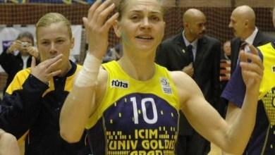 """Photo of Palmă pentru iubitorii baschetului arădean: Meciul de retragere al Monikăi Brosovszky – pe Bega: """"Îmi pare rău, orice sportiv visează să se retragă unde a debutat!"""""""