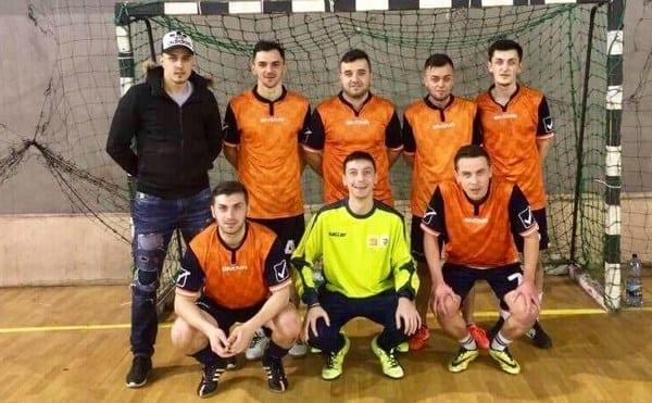 Sîntana merge cu două echipe la finala campionatului județean de fotbal în sală de pe 5 martie!