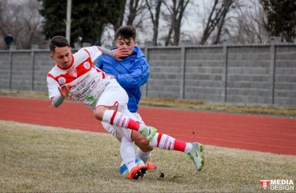 "Vlad a valorificat superioritatea ""roș-albilor"": UTA II – CS Oșorhei 2-0"