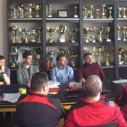 Utiștii, instruiți de Ovidiu Hațegan în cadrul procesului de licențiere pentru Liga 1