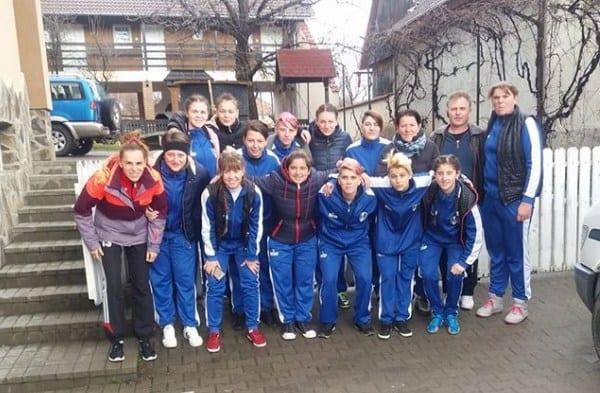 """Absențele au cântărit greu pentru fetele Ineului la Odorhei, urmează trei meciuri acasă pentru """"alb-albastre""""!"""
