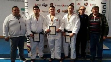 """Photo of De șase ori argint și bronz pentru judoka arădeni la """"naționalele"""" Under 21"""