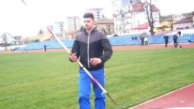 """Photo of Rusu, primă medalie pentru atletismul arădean la """"naționalele"""" de Aruncări Lungi"""