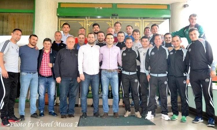 Arbitrii din Timiș, peste cei din Arad la a 16-a ediție a Cupei Prieteniei! Hațegan a făcut premierea