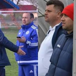 """Încredere totală în antrenori și echipă! Cherecheși și Pop prefațează derby-ul Criș - Lipova cu gândul la: """"Punctele ce pot decide un an de muncă"""""""