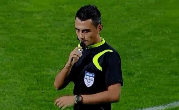 Arbitru FIFA la derby-ul Ligii a IV-a: După Craiova – Voluntari, Feșnic împarte dreptatea la Criș – Lipova
