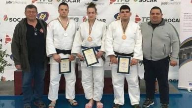 Photo of Trei medalii arădene la naționalele Under 23 la judo