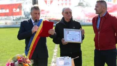 """Photo of Emerich Jenei a devenit cetățean de onoare al Șiriei: """"Am UTA în suflet"""""""