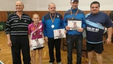 """Photo of Marișca și Strună, câștigătorii arădeni ai """"Zilei Internaționale a tenisului de masă 2017"""""""