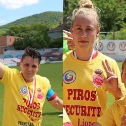 """Liheț - Bălaș - Olariu, tripleta de 62 de goluri a """"leoaicelor"""": """"Promovarea ne obligă la un an măcar la fel de bun"""""""