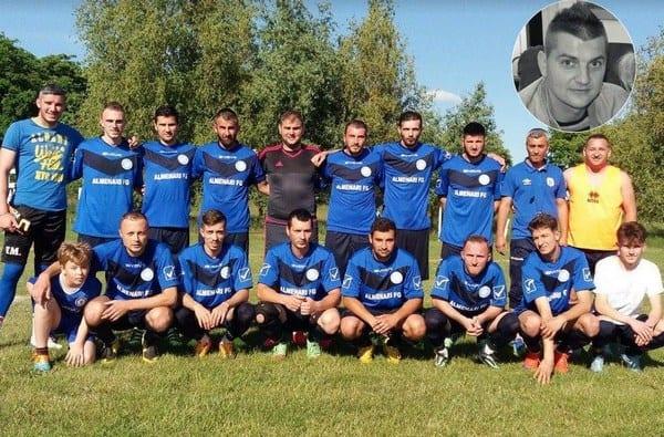 Medalie de campion pentru Damian Șoltesz: Voința Macea – Frontiera Pilu  3-0