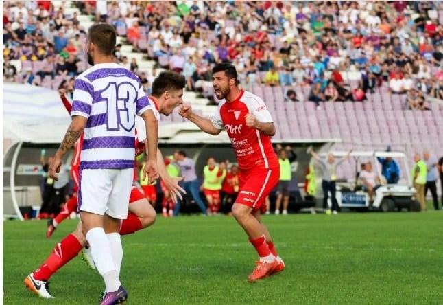 UTA riscă să-l piardă (și) pe Manea pentru barajul de promovare în Liga 1