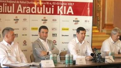 Photo of Peste două seri se dă startul în Raliul Aradului 2017! 47 de echipaje oferă garanția spectacolului și adrenalinei