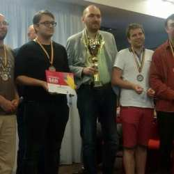 "Aradul - peste Timișoara și la ""sportul minții""! Vados și CS Universitatea, medalii de bronz la Cupa României la Șah"