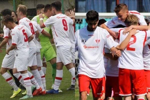"""Doar Dinamo București…ca UTA. Cele două cluburi """"roș-albe"""" sunt singurele în cursă pentru trei trofee la juniori Elite!"""