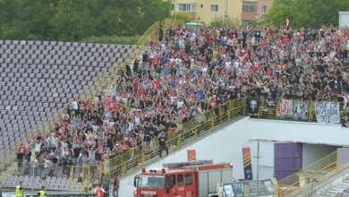 Photo of Fără incidente între suporteri la derby-ul Vestului