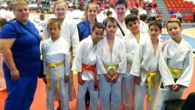 """Photo of 20 de prezențe pe podium pentru judoka CSM-ului la """"Cupa Speranțelor"""""""