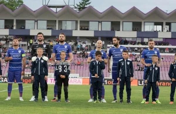 Duel cu Ionuț Popa la baraj! UTA – ACS Poli pentru un loc în Liga 1