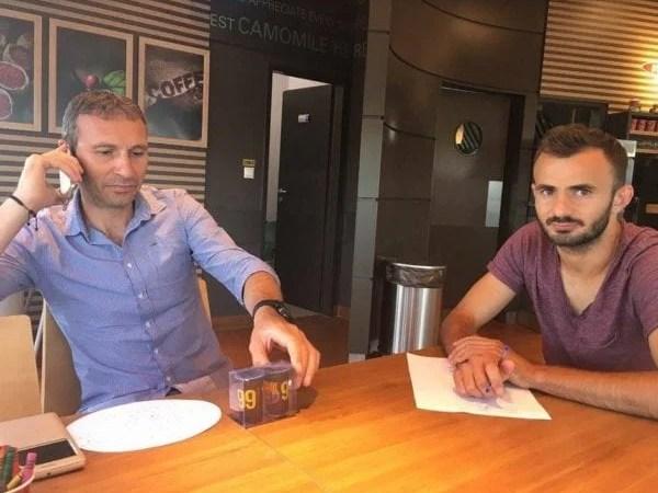 """Săulescu a discutat cu UTA, dar a rămas la Sebiș, lângă Oprescu: """"Am ales cu sufletul"""""""