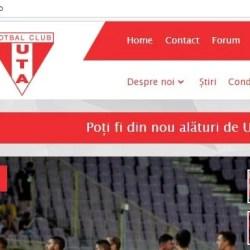 UTA - ACS Poli, în direct pe uta-arad.ro  și contul de Facebook al clubului. Mai sunt 40 de bilete de vânzare!