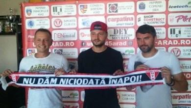 Photo of Mihalcea și-a primit fundașul: UTA a oficializat transferul lui Cristian Scutaru