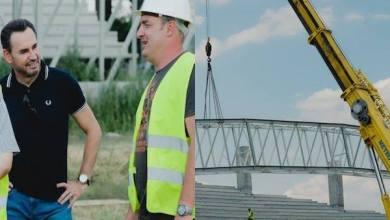 """Photo of Motivat de eșecul arenei de la Craiova, Falcă a ieșit pe șantierul """"Francisc Neuman"""""""
