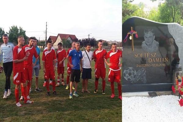 Promovare măceană sub semnul dramei lui Damian Soltesz, Voința privește spre Liga 4-a!