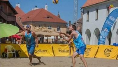 Photo of Volei pe plajă: Mascovits – Vârlan – pe 3 la Cluj, înainte de turneul de la Arad