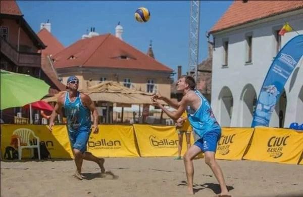 Volei pe plajă: Mascovits – Vârlan – pe 3 la Cluj, înainte de turneul de la Arad