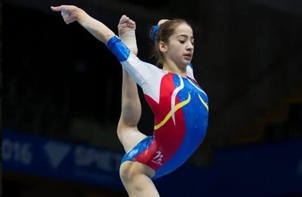 Sportul românesc, la un nou rateu! Arădeanca Olivia Cîmpian trece granița pentru a reprezenta Ungaria în gimnastica mondială