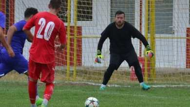 """Photo of Pășcalău – în branșa antrenorilor cu portarii la Cermei, dar: """"I-aș face și concurență lui Bodea pentru a munci mai mult și a apăra mai bine"""""""