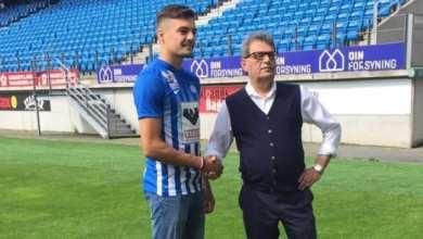 """Photo of Petre la despărțirea de UTA: """"Era greu să repet un sezon cu atâtea goluri,  prin Esbjerg pot deveni cel mai scump fotbalist român"""""""