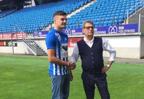 """Petre la despărțirea de UTA: """"Era greu să repet un sezon cu atâtea goluri,  prin Esbjerg pot deveni cel mai scump fotbalist român"""""""