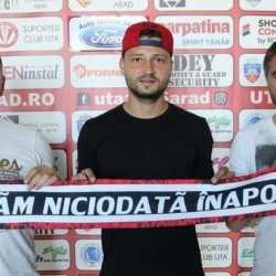 """După două promovări cu Poli, Scutaru vrea să facă """"hattrickul"""" cu UTA: """"La ce lot am găsit aici, nu cred că vom avea probleme"""""""