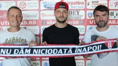 """Photo of După două promovări cu Poli, Scutaru vrea să facă """"hattrickul"""" cu UTA: """"La ce lot am găsit aici, nu cred că vom avea probleme"""""""
