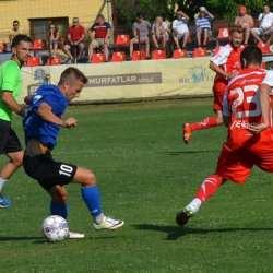 Succes clar în cel de-al doilea amical al verii: UTA - Szeged   2011  3-0